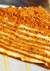 Медовый_торт